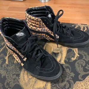 Vans 10.5 Men's Skater Tennis Shoe - Like new!
